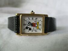 Vintage Lorus Disney Mickey Mouse Wristwatch WORKING!