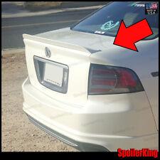SpoilerKing Rear Trunk Lip Spoiler Wing (Fits: Acura TL 2004-2008 UA6-UA7) 380L