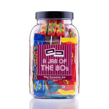 A Jar of 80's Sweets - Full of Retro Sweets from the 80s decade