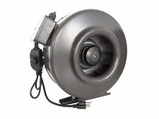 "4"" 6"" 8"" 10"" 12"" Inline Duct Booster Blower Fan with Variable Speed Controller"