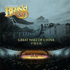 Canadian Brass - The Great Wall Of China (NEW CD)