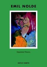 Emil Nolde: Unpainted Pictures by Nolde, Jolanthe, Reuther, Manfred, Newman, Ba