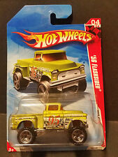 2010 Hot Wheels #192 Race World Dessert 4/4 - '56 Flashsider - R7621