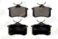 KRAFT AUTOMOTIVE Bremsbelagsatz Scheibenbremse 6010040 für VW RENAULT AUDI SEAT