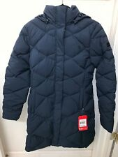 529c83ac1548 NEW WITH TAG The North Face WOMEN S MISS METRO PARKA Black Navy Blue Gray M  L XL