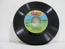 """45 RECORD 7"""" - CHARLES BRIMMER - GOD BLESS OUR LOVE"""