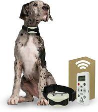 Our K9 Remote Training Collar – Sound, Vibration, Shock Single Dog- 800 Yards
