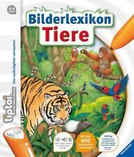 Tiptoi® Bilderlexikon Tiere von Susanne Gernhäuser (2011, Gebundene Ausgabe)