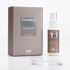 ICM PHARMA  Growell minoxidil 2% Scalp Lotion 60mL for the treatment  hair loss