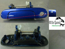 Mazda 323 Mk8 - Passenger Side Front Exterior Door Handle - Blue 20P