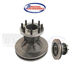 Disc Brake Rotor-Original Performance Front WD Express 405 20009 501