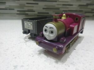 Thomas & Friends Trackmaster LADY AND THE MAGIC RAILROAD W/ TRUCK TOMY 2000, EUC