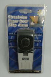Streetwise Portable Security Door Stop Alarm 125db