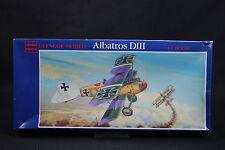 XS053 GLENCOE MODELS 1/48 maquette avion 05101 Albatros DIII Bi plan