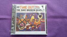 Dave Brubeck Quartet - Time Out CD 1997 Columbia jazz