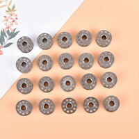 Sewing Machine Bobbins Stainless Metal For Household Singer 15 Class ^P#