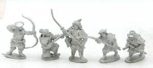 AW Miniatures SAM64 Female Samurai Warriors (16th Century Feudal Japan)