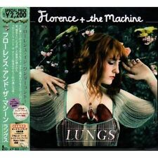Lungs by Florence + the Machine (CD, Aug-2009)