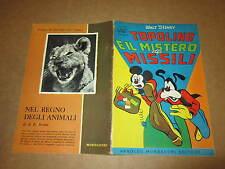 WALT DISNEY ALBO D'ORO N°22 TOPOLINO E IL MISTERO DEI MISSILI 1955