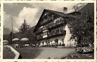 Alpenhotel Linserhof bei Imst in Tirol Österreich s/w AK ~1950/60 ungelaufen