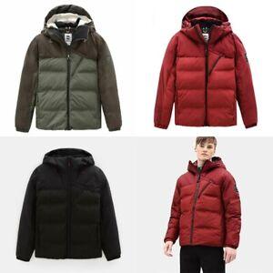 NWT Timberland Men's Outdoor Heavy Puffer Jacket Coat Water Repellent S M L $238