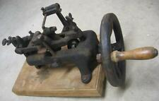 Vtg Primitive Antique Disston Band Saw Set Setting Tool - Steampunk - Industrial