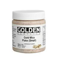 Golden Artist Colors 4 Oz Heavy Body Iridescent Color Acrylic Paint