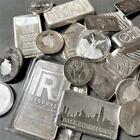 10oz .999 Silver Bullion Random Hallmarks (Circulated) 10oz Silver Bullion #A204 <br/> 10 Troy Ounces of Silver - Random Selection