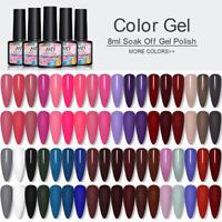 MAD DOLL 8ml Gel Nail Polish  Colors Soak Off UV LED Gel Varnish Nails Art