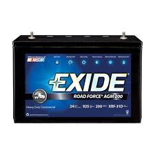 For Hino SG3323 1993-1994 Exide XRF-31D RoadForce AGM Battery