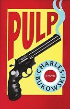 Pulp-Charles Bukowski