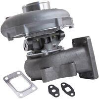 Universal T3 T4 Turbocompressore for 1.6L-2.5L Engine T3 Flange Turbine A/R: .63