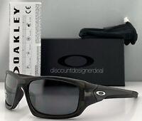 Oakley Valve Sunglasses OO9236-06 Matte Gray Smoke Black Iridium Polarized 60mm