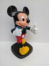 Vintage Mickey Mouse Backpack Telephone Tyco Phone (No Handset) - Pre-owned