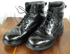 Harley Davidson Boots Lace up Black Motor Cycle  Men's Size See notes