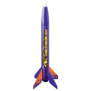 Firestreak SST Model Rocket Kit Snap Together >>We combine << 0806