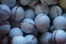 100 Used Floater Floating Golf Balls that Float - water range