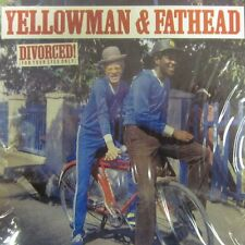 Yellowman & Fathead(CD Album)Divorced! For Your Eyes Only-Burning-New & Sealed