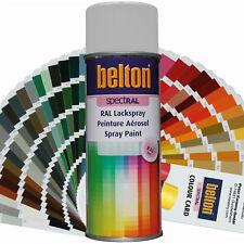 RAL 9005 tiefschwarz matt Belton Spectral Lackspray Spray K324411