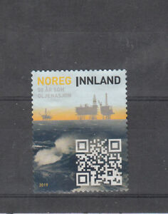 Norway  Oil Export  full set used VF (circa 2019)