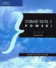 Cubase SX/SL 3 Power!-ExLibrary