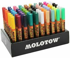 """Molotow One4All 127HS Display Set""""Complete"""", 70 Acrylic Markers, 2 mm tip,"""