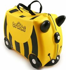 Trunki Bernard Bee Childrens Ride-on Suitcase Luggage - Yellow. From Argos