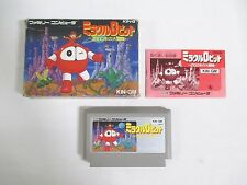 MIRACLE ROPITS Robot -- Boxed. Famicm, NES. Japan game. Work fully. 10564