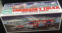 2005 Hess Emergency Truck w/ Rescue Vehicle MINT NEW IN BOX - FREE SHIP [S6556]