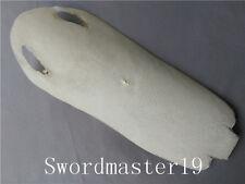 """15"""" White Stingray Skin Rayskin Samegawa for Japanese Katana Tanto Wakizashi"""