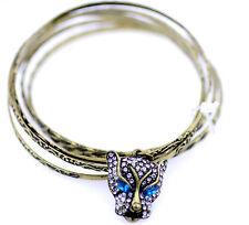 Stile vintage set di 6 bronzo braccialetto con ciondolo braccialetti with a