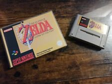 The Legend Of Zelda - A Link To The Past - SNES - Super Nintendo