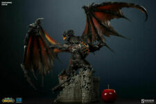 💥Sideshow Collectibles WoW Deathwing Statue Brand New Factory Sealed Warcraft💥