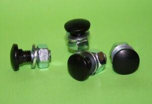 Ford Capri bumper bolt black Q054 (Priced Each)